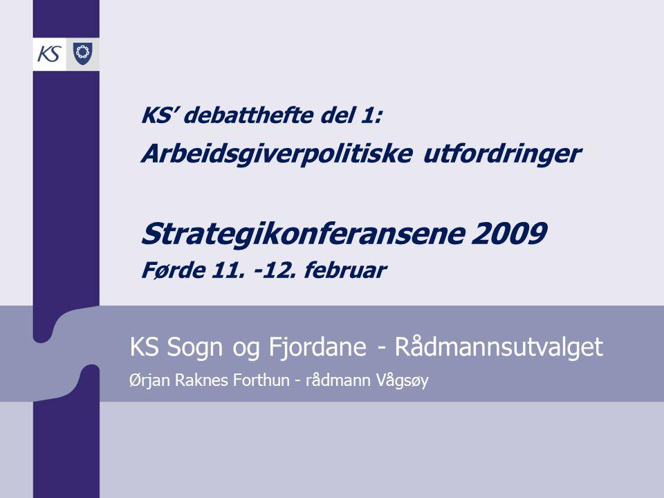 Ørjan Raknes Forthun - rådmann Vågsøy
