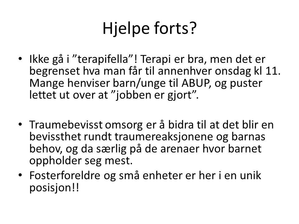 Hjelpe forts