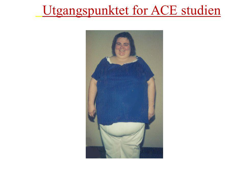 Utgangspunktet for ACE studien