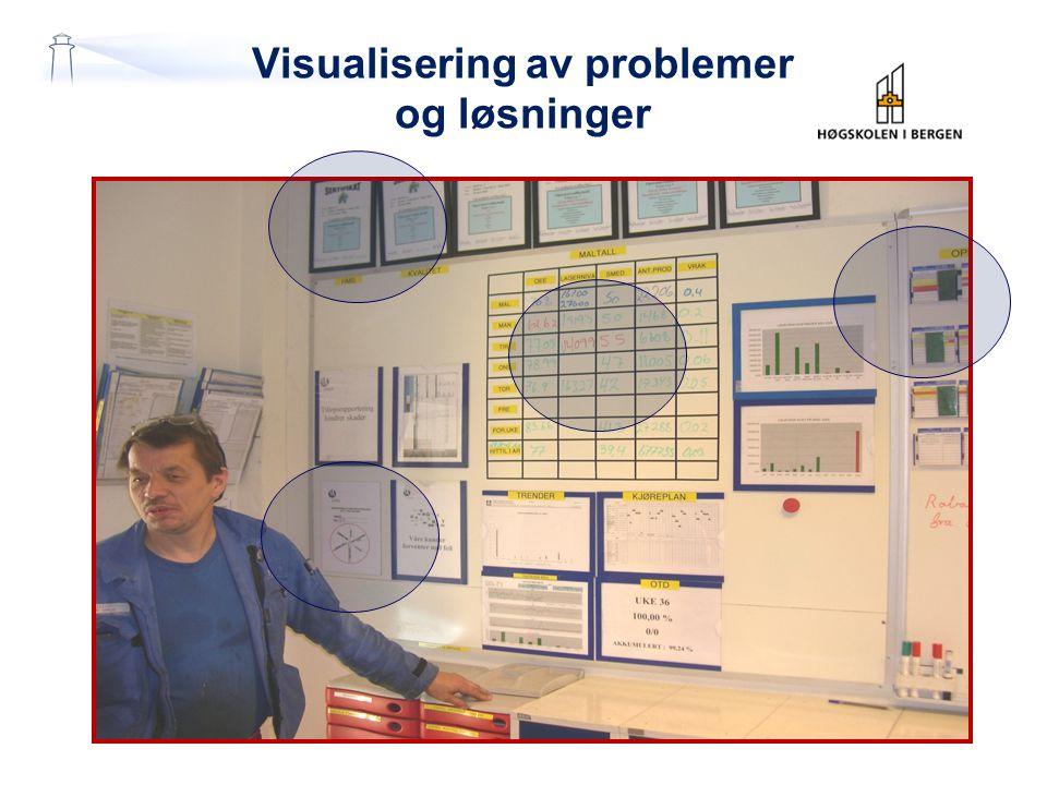 Visualisering av problemer og løsninger