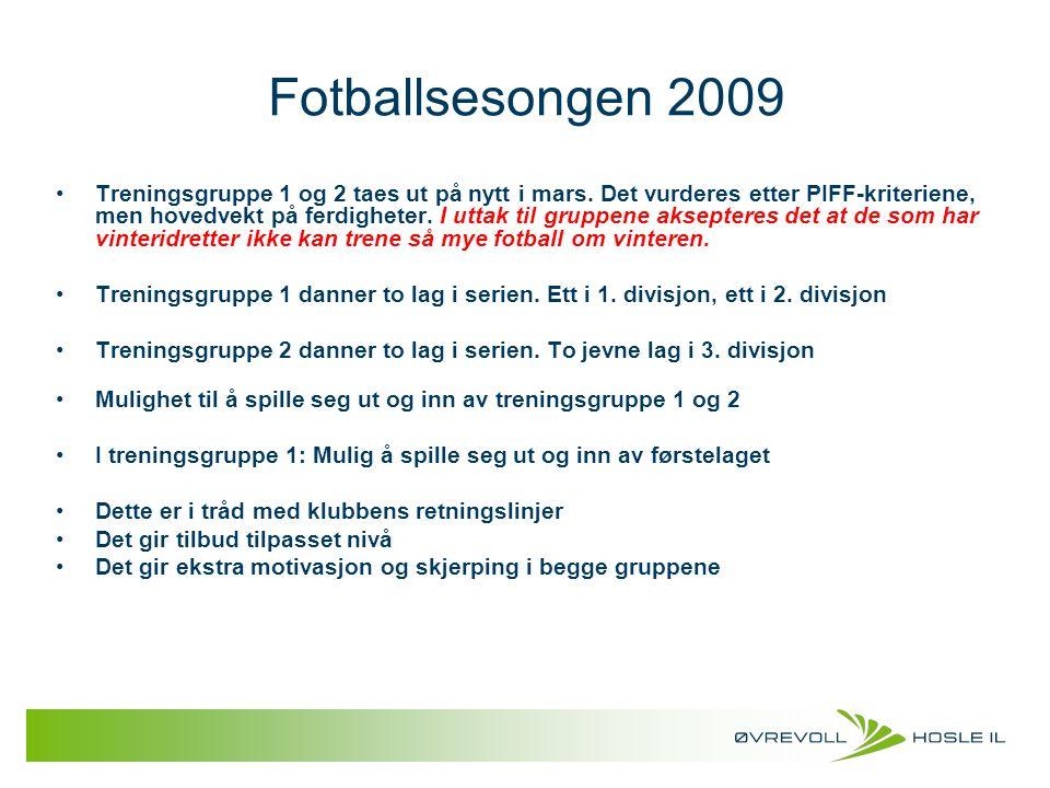 Fotballsesongen 2009