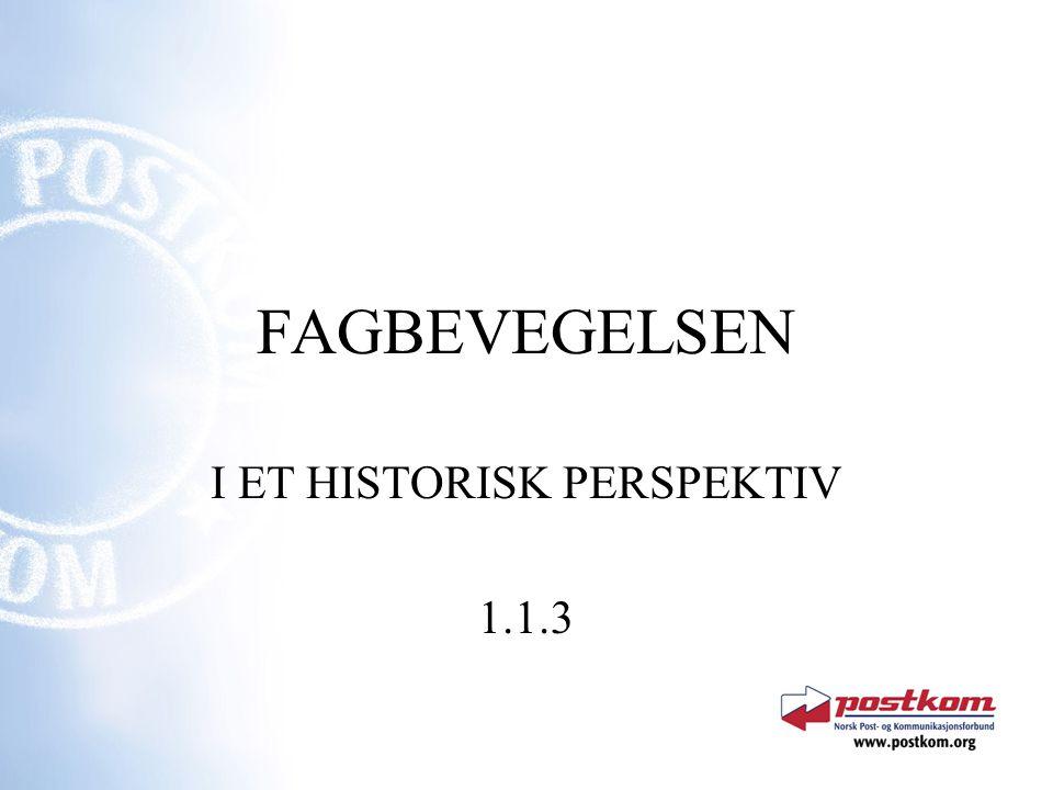 I ET HISTORISK PERSPEKTIV 1.1.3