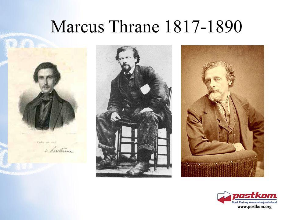 Marcus Thrane 1817-1890 Marcus Thrane