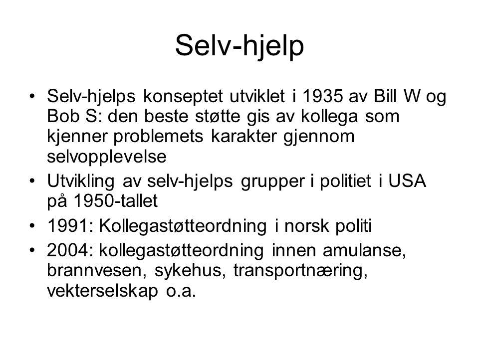 Selv-hjelp