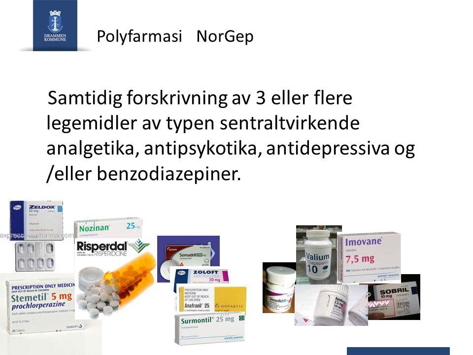 Polyfarmasi NorGep