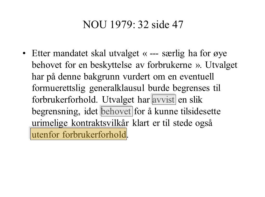 NOU 1979: 32 side 47