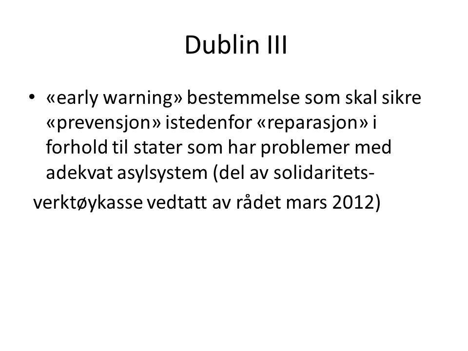 Dublin III