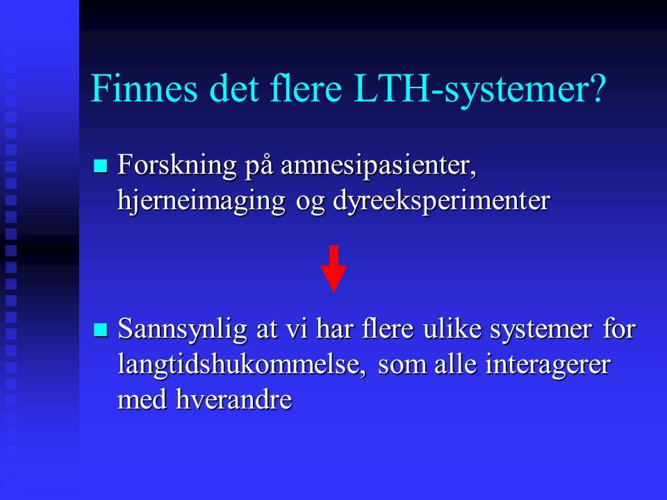 Finnes det flere LTH-systemer