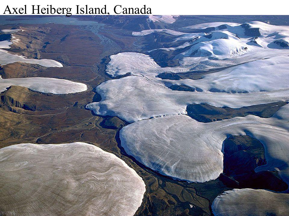 Axel Heiberg Island, Canada