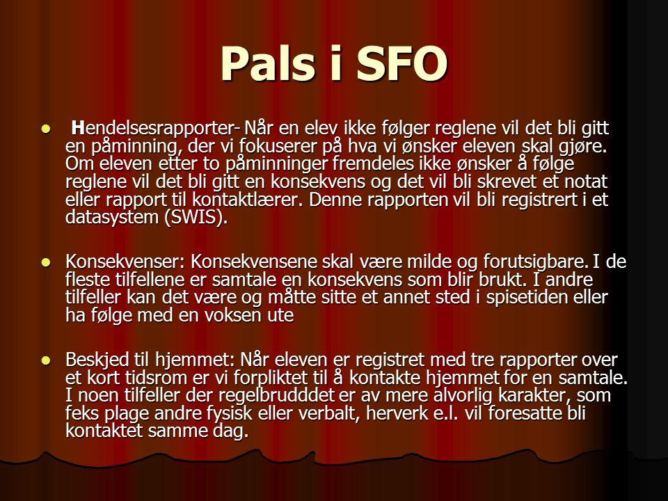 Pals i SFO