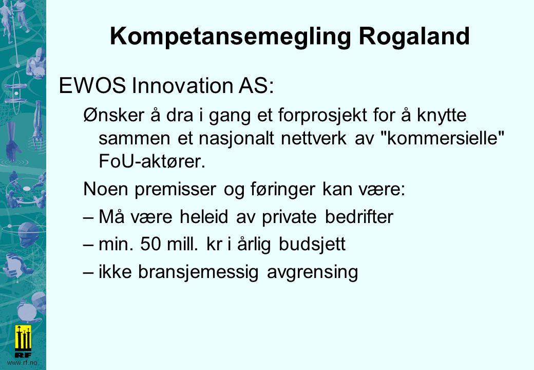 Kompetansemegling Rogaland