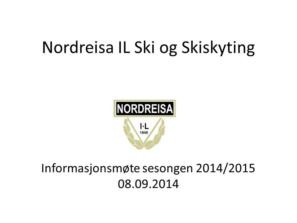 Nordreisa IL Ski og Skiskyting
