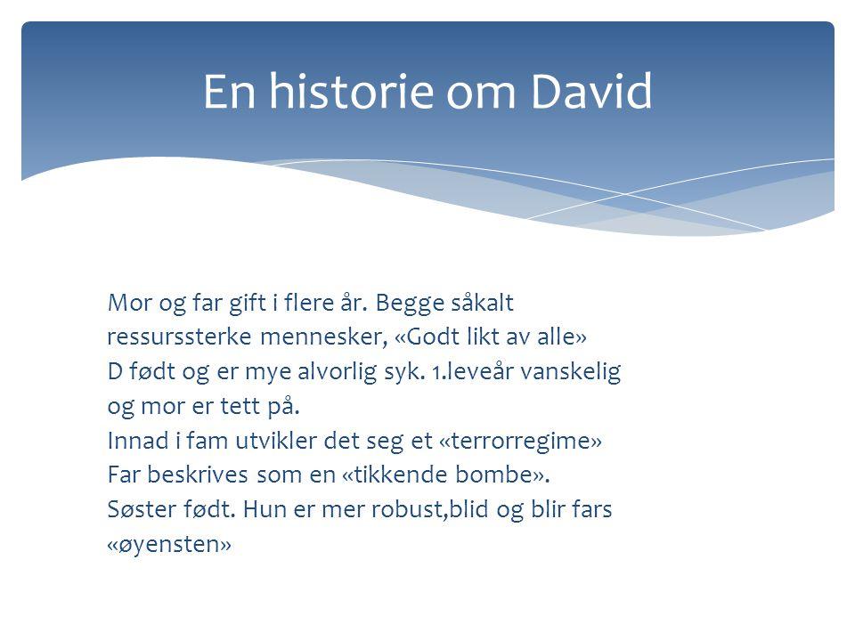 En historie om David