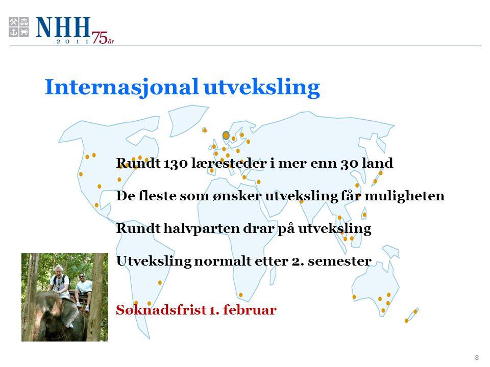 Internasjonal utveksling
