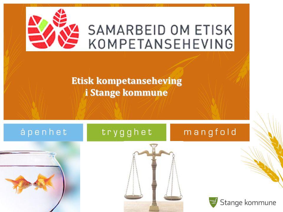 Etisk kompetanseheving i Stange kommune