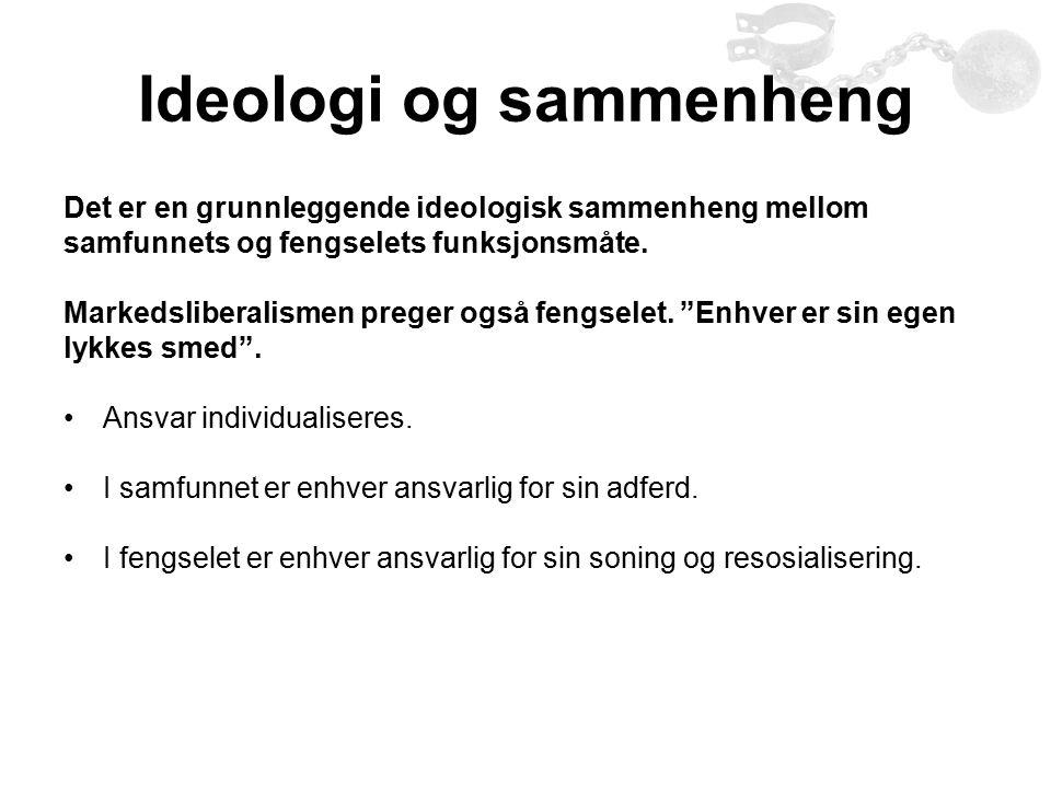Ideologi og sammenheng