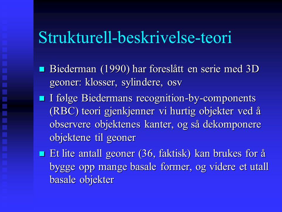 Strukturell-beskrivelse-teori