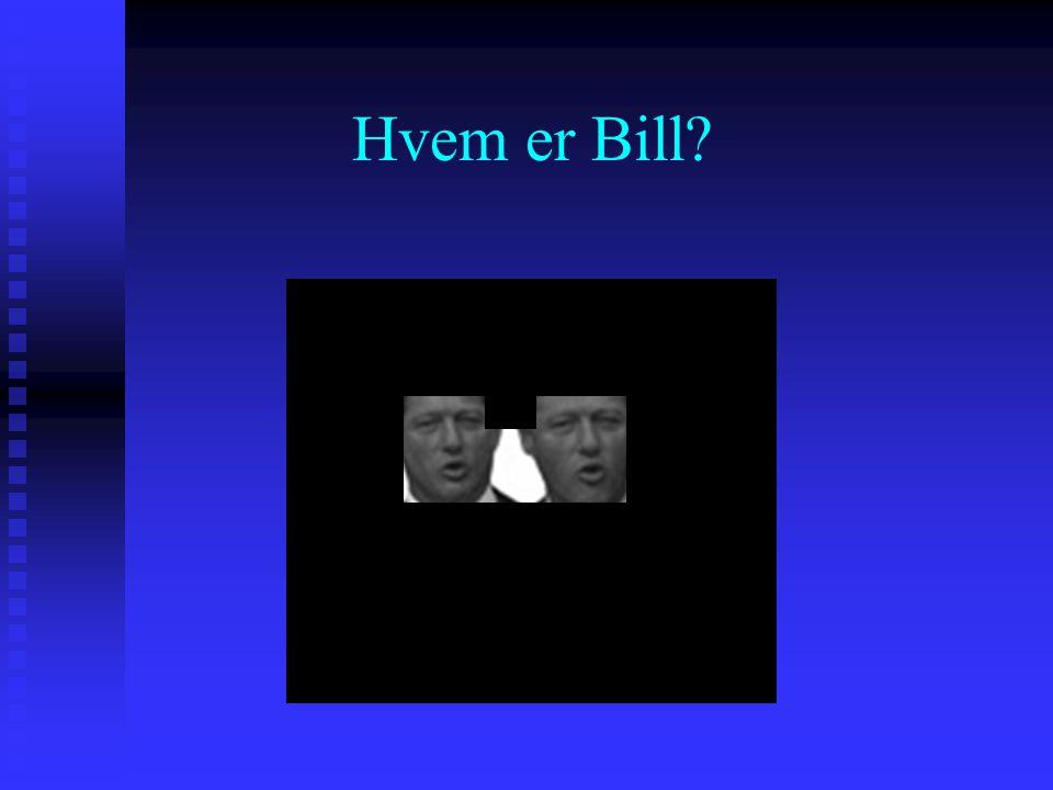 Hvem er Bill
