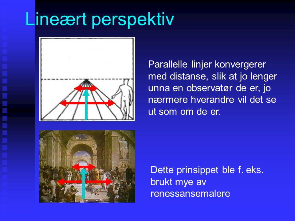 Lineært perspektiv