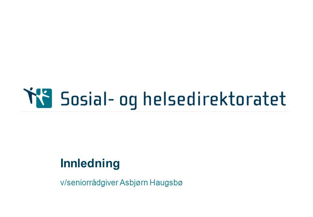 v/seniorrådgiver Asbjørn Haugsbø
