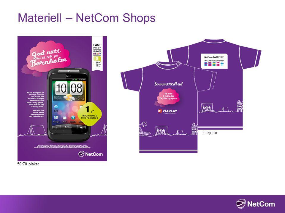 Materiell – NetCom Shops