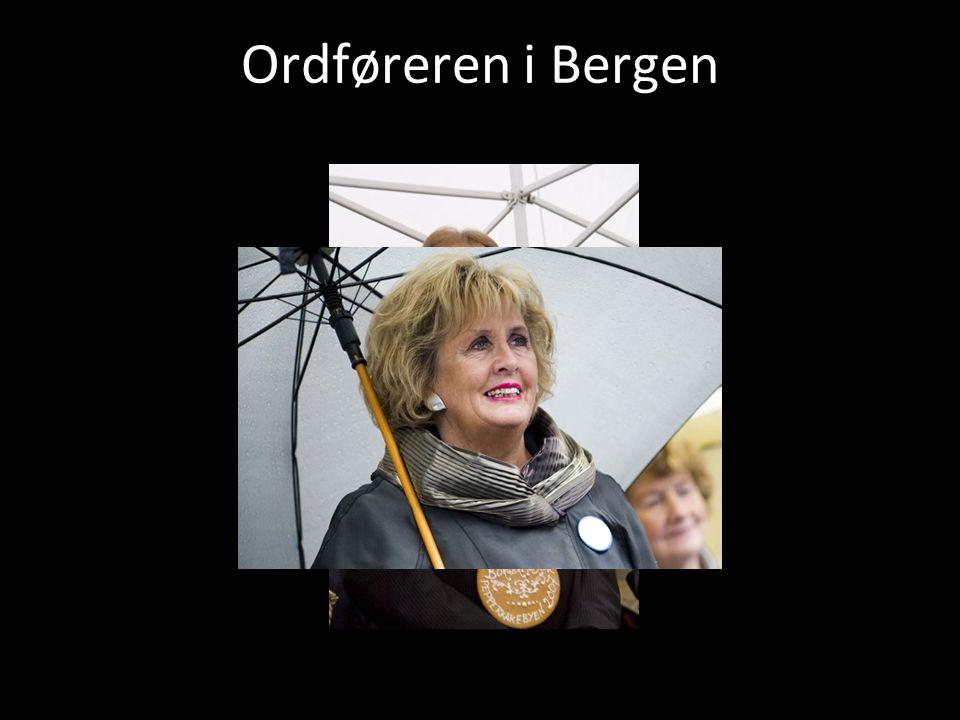 Ordføreren i Bergen Lars Arne