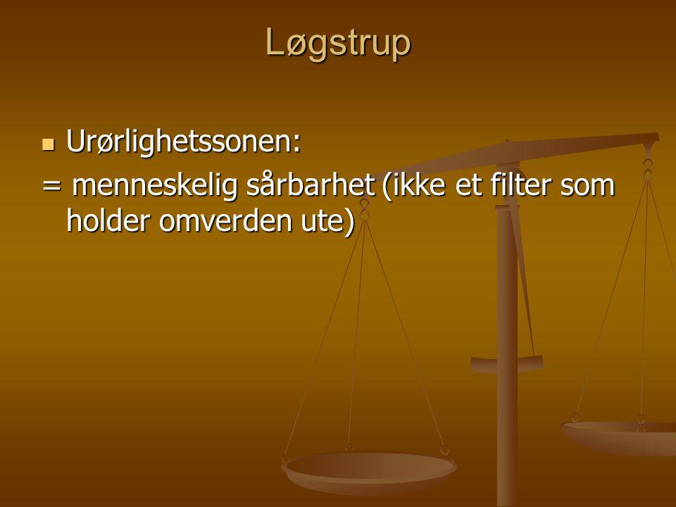 Løgstrup Urørlighetssonen: