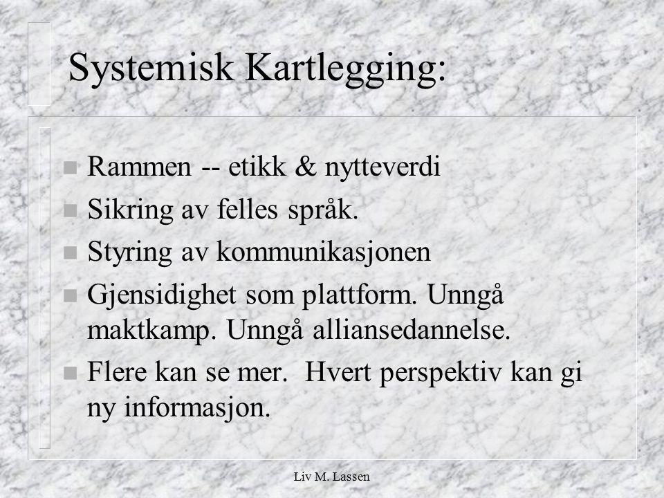 Systemisk Kartlegging: