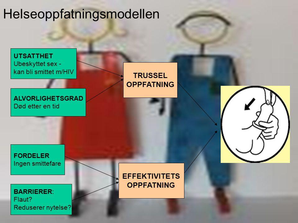 Helseoppfatningsmodellen