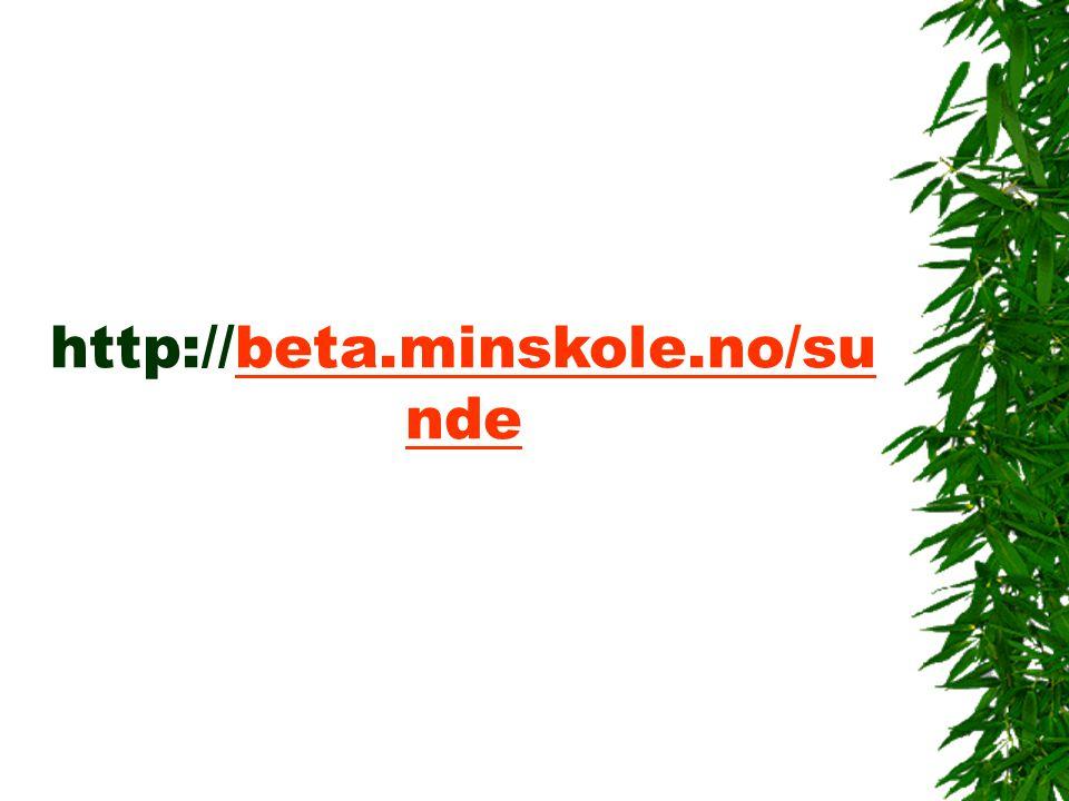 http://beta.minskole.no/sunde