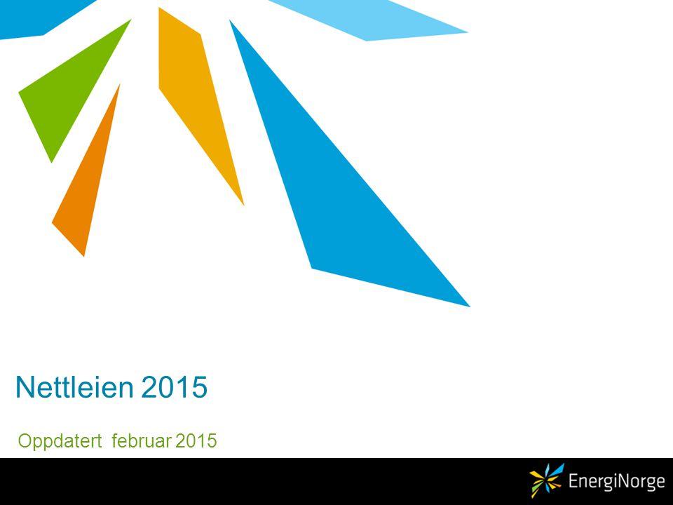 Nettleien 2015 Oppdatert februar 2015