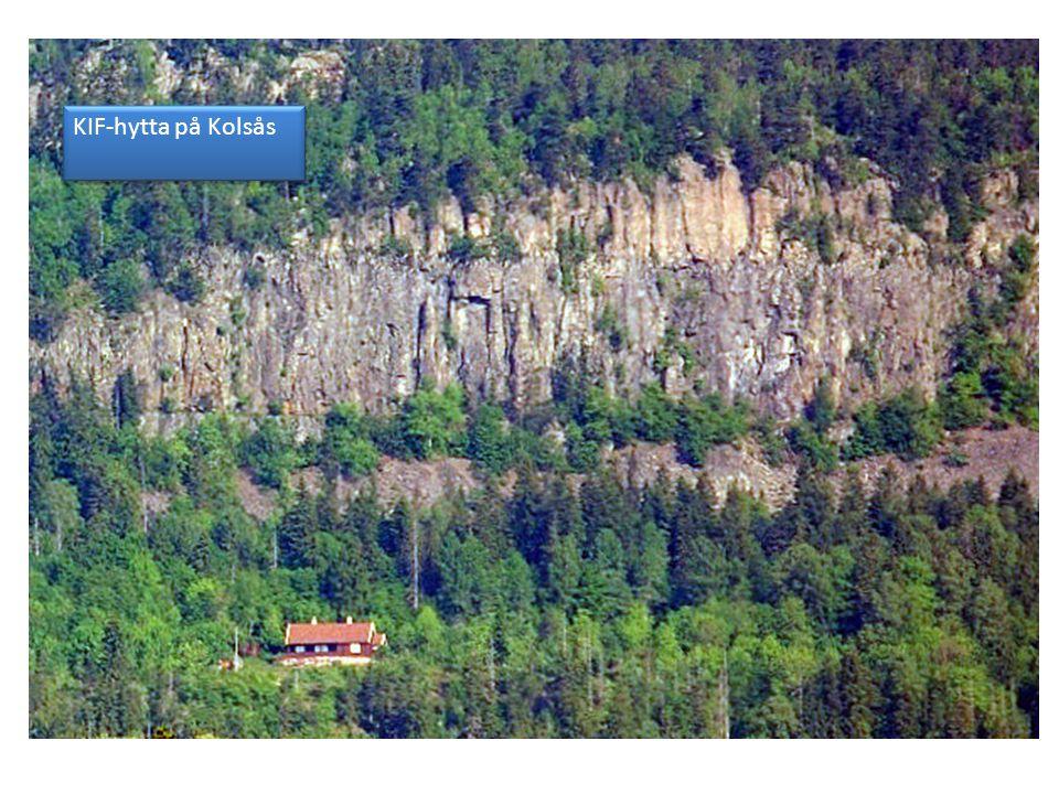 KIF-hytta på Kolsås