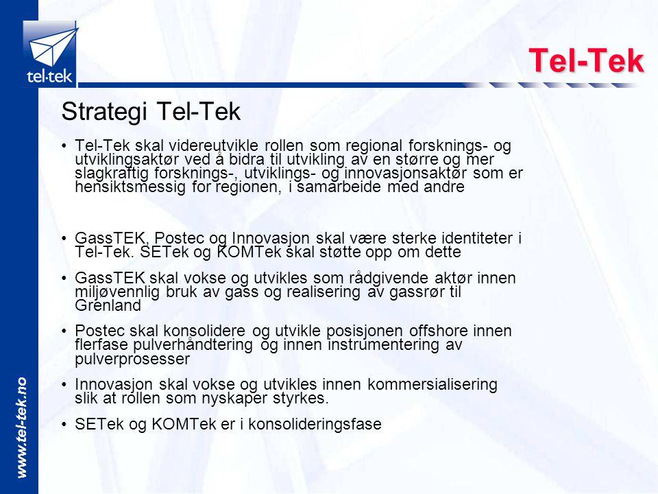 Tel-Tek Strategi Tel-Tek