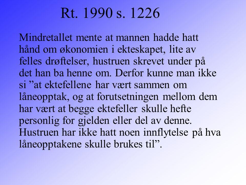 Rt. 1990 s. 1226
