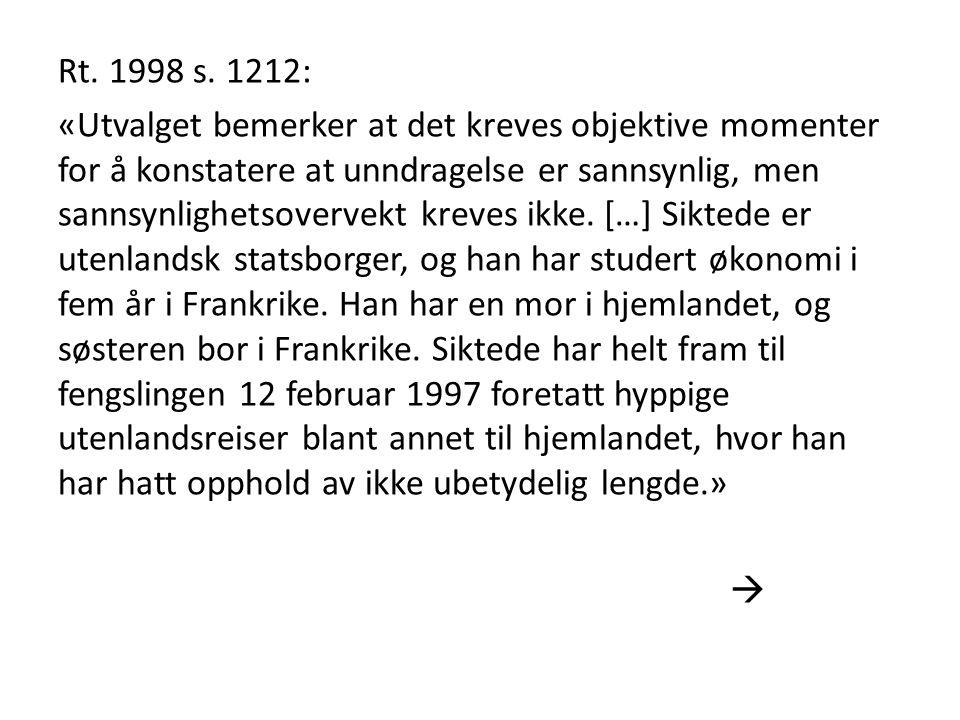 Rt. 1998 s.