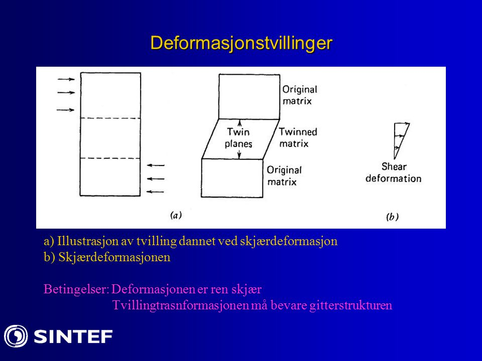 Deformasjonstvillinger