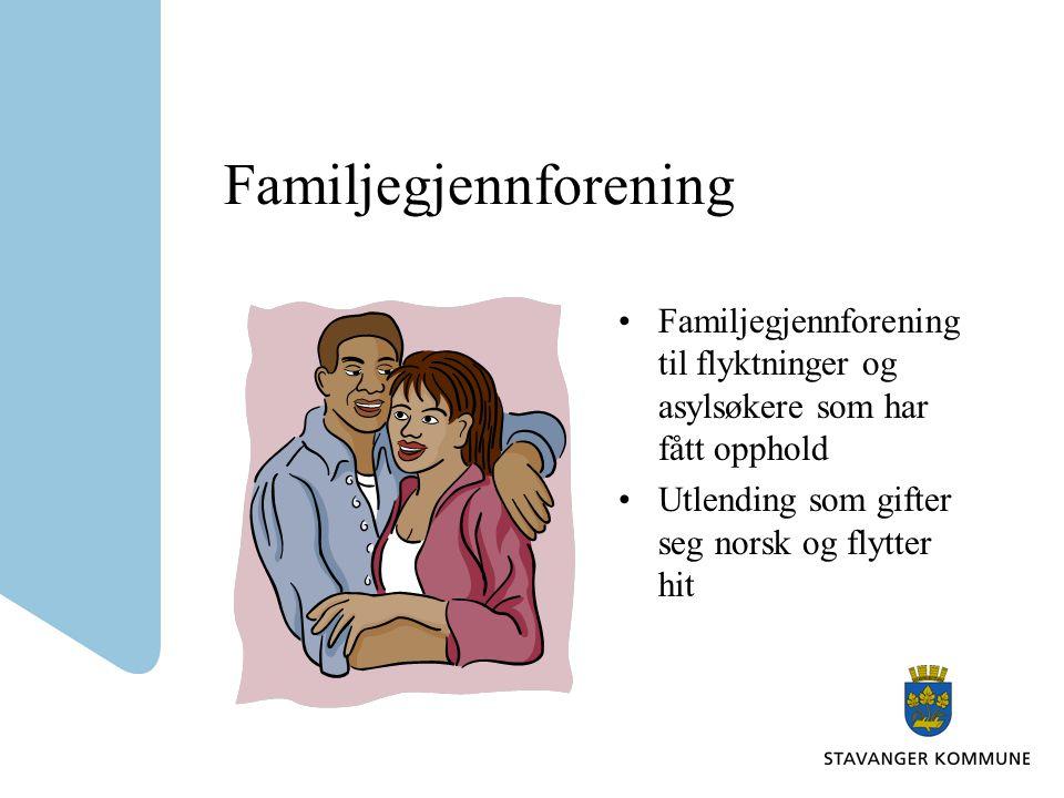 Familjegjennforening