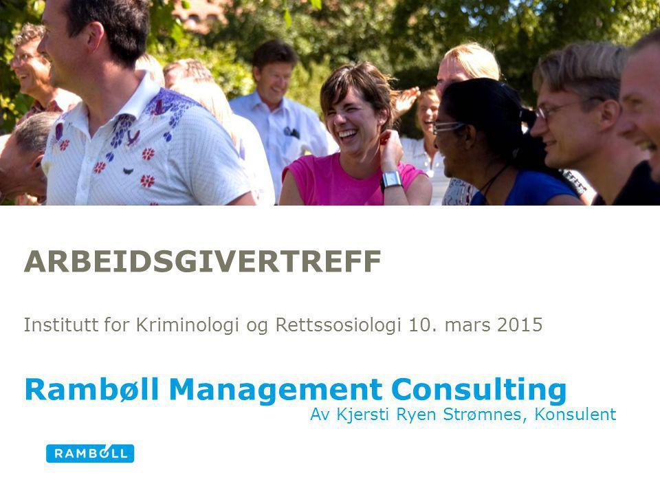 Av Kjersti Ryen Strømnes, Konsulent