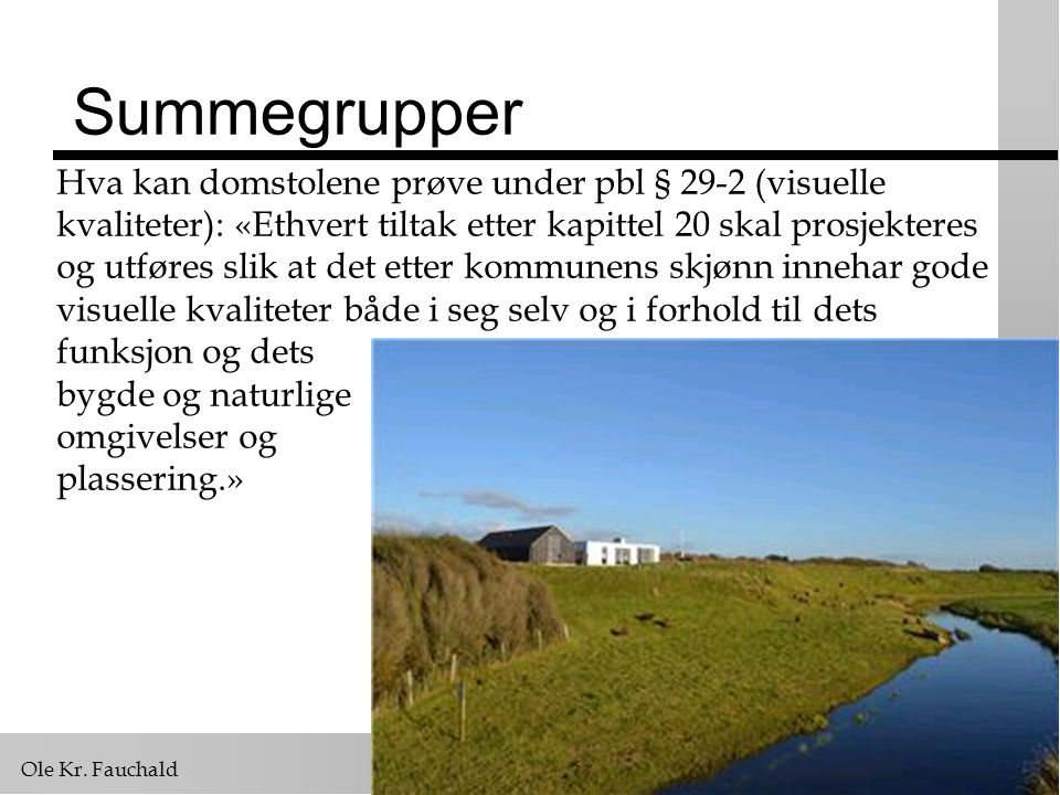 Summegrupper
