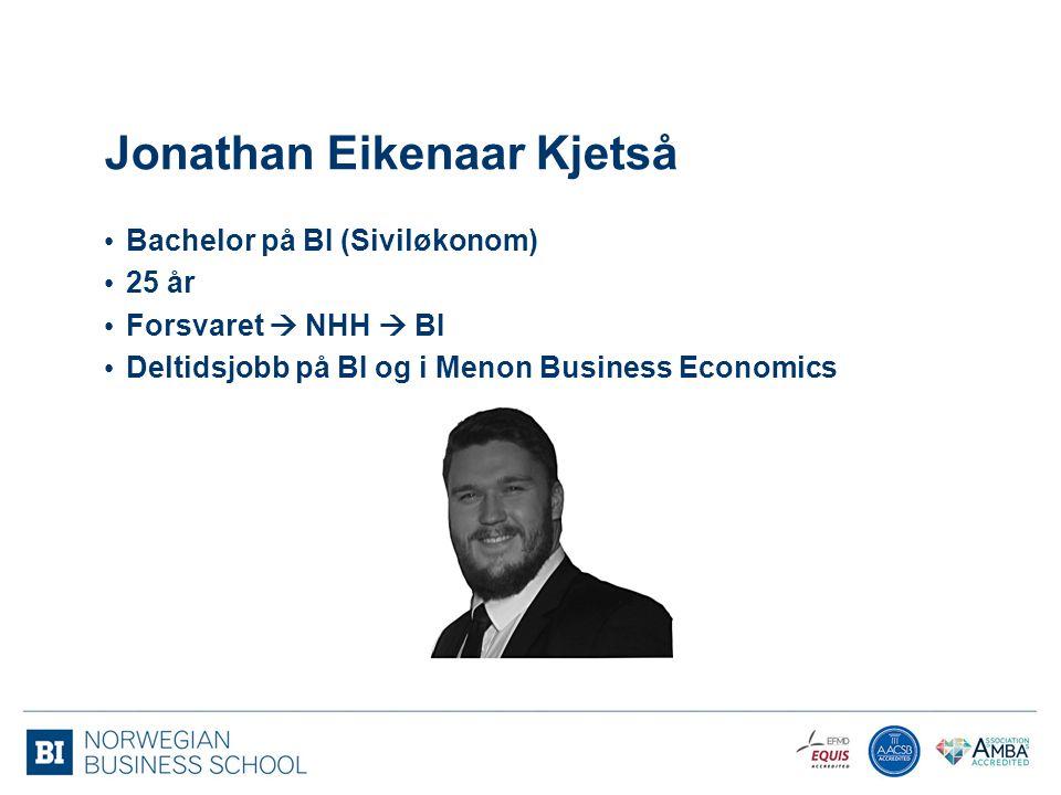 Jonathan Eikenaar Kjetså