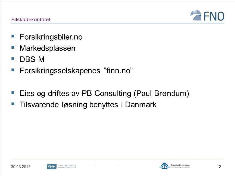 Forsikringsselskapenes finn.no