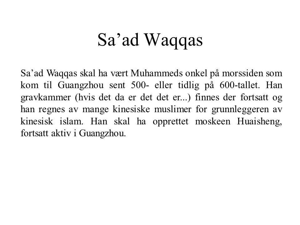 Sa'ad Waqqas