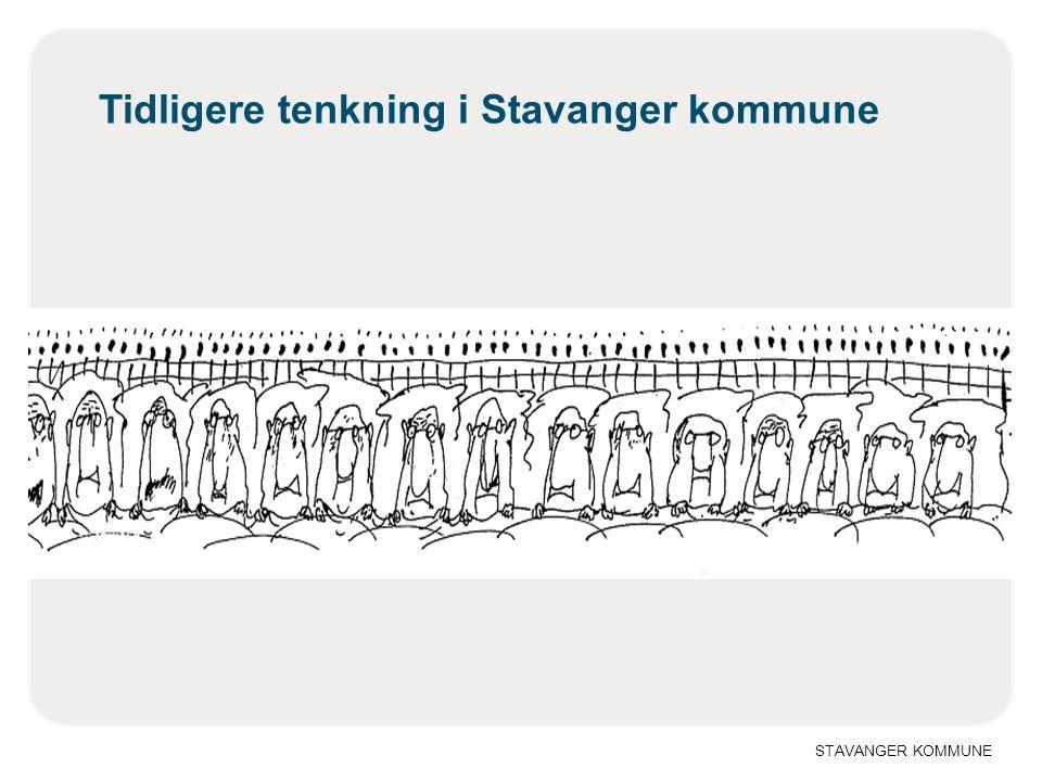 Tidligere tenkning i Stavanger kommune