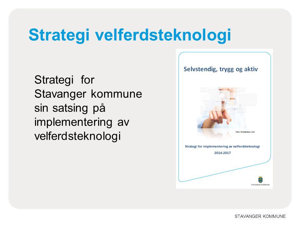 Strategi velferdsteknologi
