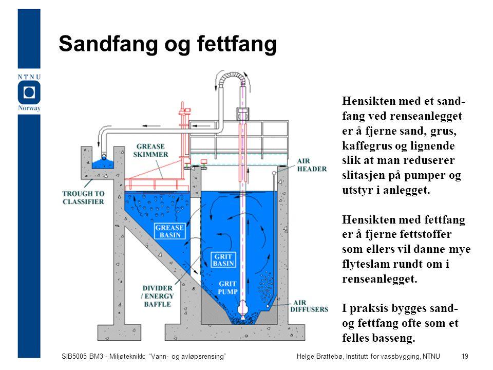 Sandfang og fettfang