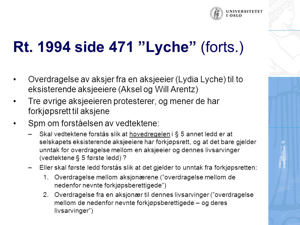 Rt. 1994 side 471 Lyche (forts.)