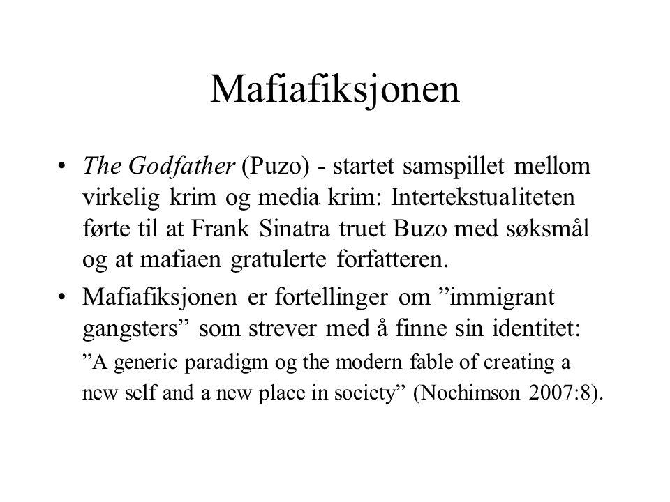 Mafiafiksjonen
