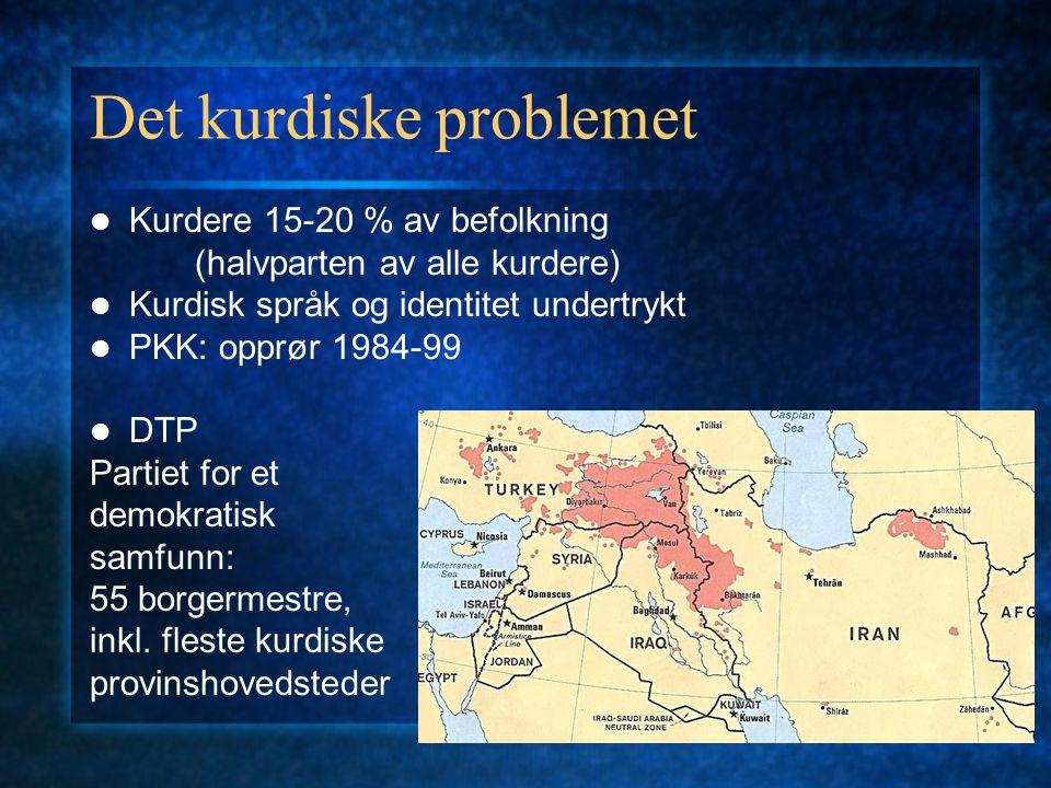 Det kurdiske problemet