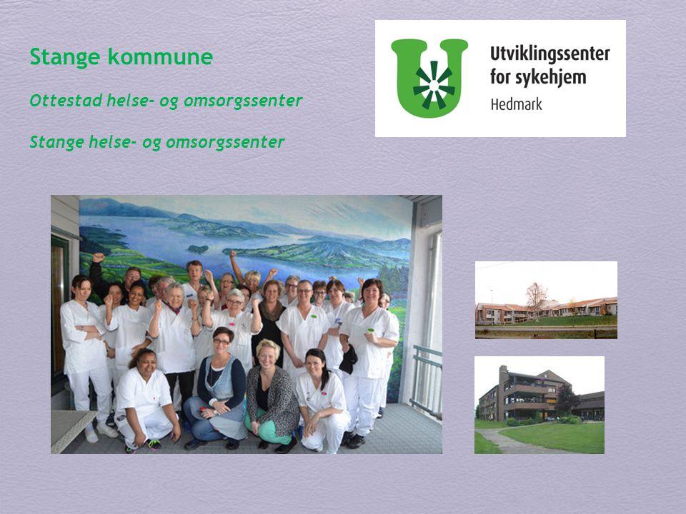 Stange kommune Ottestad helse- og omsorgssenter