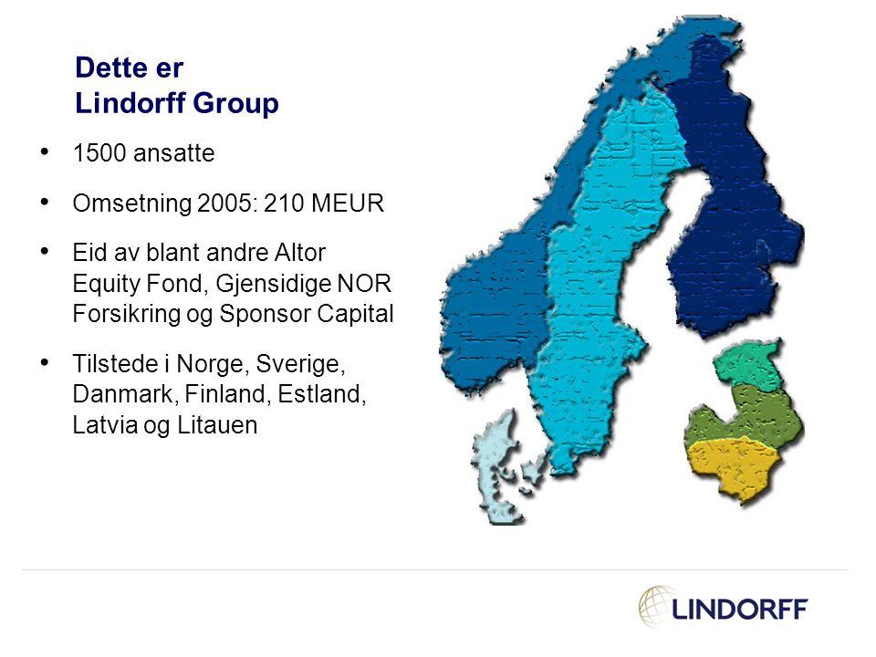 Dette er Lindorff Group
